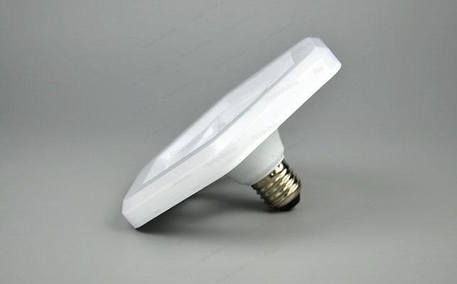 Мощная 19вт светодиодная лампа e27 для дома склада магазина 2