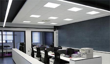 Светодиодная панель армстронг Slim Panel EcoMax II OPPLE 2
